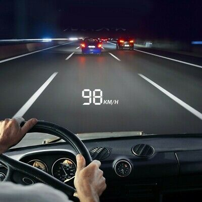 car Speed Projector windshield head up display  A100 car gadgets Automobile
