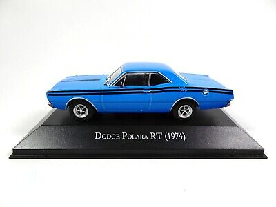 Dodge Polara RT (1974) - 1/43 Voiture Miniature Salvat Diecast Model Car AR39