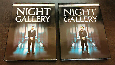 NIGHT GALLERY -- The Complete First Season DVD Set -- Rod Serling