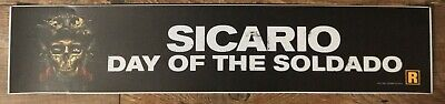 Sicario 2: Day Of The Soldado - Movie Theater Mylar / Poster - Small Vers