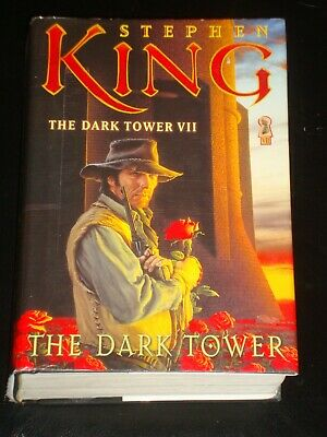 THE DARK TOWER VII by Stephen King (Hardcover, 2004) FIRST TRADE EDITION