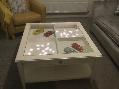 Ikea Liatorp Coffee Table White 7000 Picclick Uk