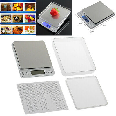0.01G-500G Electronic Mini Digital Pocket Jewelry Gold Weighing Kitchen Scale