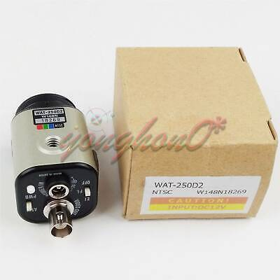 1PC WATEC WAT-250D2 WAT250D2 CCD Color Camera NEW