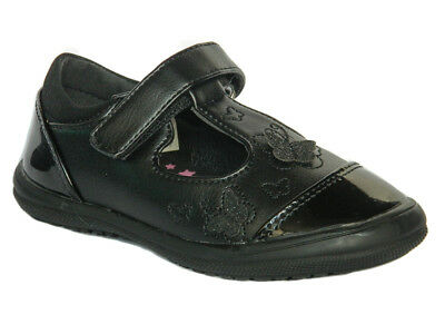 Girls Black School Shoes Infant Size 4 to 12 | Chatterbox  -  Fast Delivery