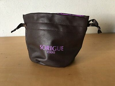Used - Bag of Travel for Jewelry Sorigue Travel Case for Jewelry - Leatherette