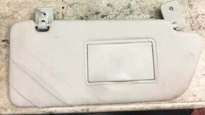 09-17 Peugeot 3008 O/S Driver Off Side Sun Visor With Mirror