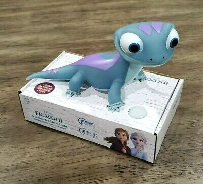 New Frozen 2 Salamander Mood Night Light - Bruni In Hand FREE SHIP