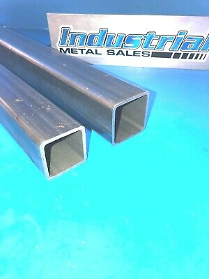 """Steel Telescoping Square Tube Combo Pack 2-1/4"""" and  2"""" Telescope Tube x 36"""""""