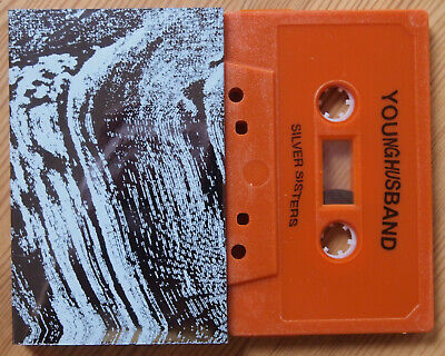 Younghusband - Silver Sisters Cassette Single Ltd Edition 2013 Indie Shoegaze