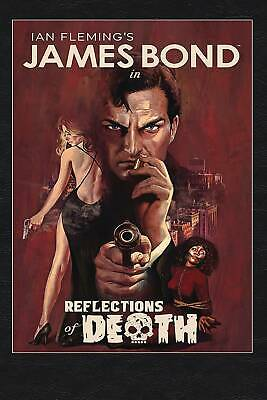 James Bond Reflections Of Death Hc [Dec191096] Preorder 20.02.2020 Dynamite