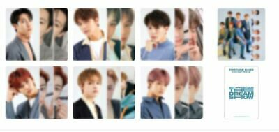 Nct Dream Tour The Dream Show Official Goods Fortune Scratch Photocard