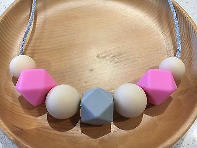 Silicone Sensory (was teething) Necklace for Mum Gift Aus Jewellery Sale Prese