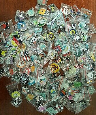 Disney Pins lot of 1500 1-3 Day Free Shipping US Seller 100% Tradable