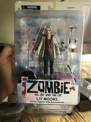 Diamond Select Toys iZombie Liv Moore Full On Zombie Mode Action Figure