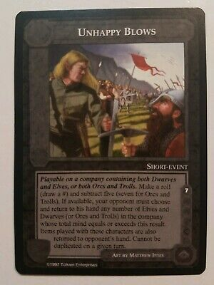 MECCG CCG Middle-earth Powers Too Dark and Terrible Against the Shadow ATS MINT