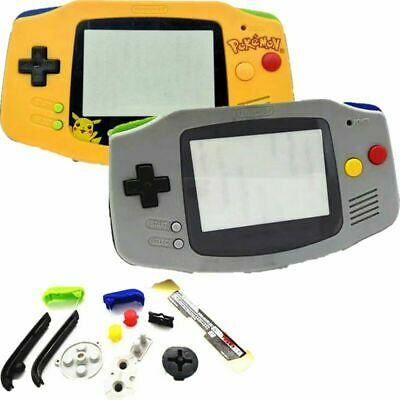 Hard Case Housing Replacement Shell for Nintendo GameBoy Advance GBA Console New