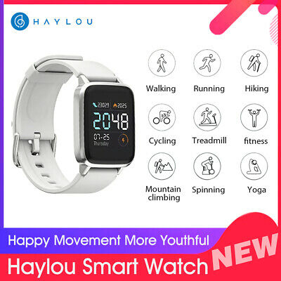 [IN-STOCK] Xiaomi Haylou LS01 Smart Orologio Smartwatch Fitness Tracker IP68