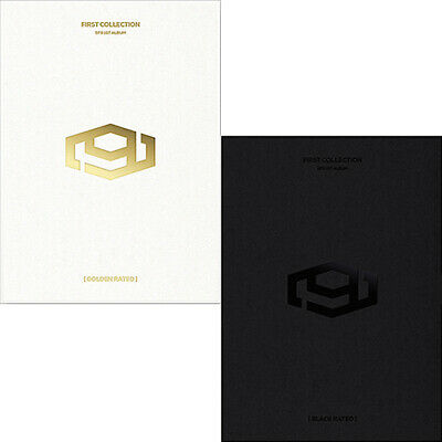 SF9 FIRST COLLECTION 1st Album CD+POSTER+Photo Book+Post Set+Stand+Card SEALED