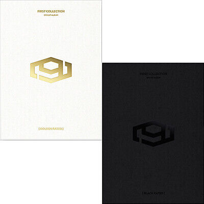 SF9 [FIRST COLLECTION] Album 2 Ver SET 2CD+POSTER+2P.Book+2Post Set+2Stand+2Card