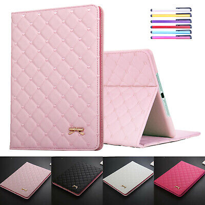 For Apple iPad 10.2 Inch Case 2019 7th Generation Smart Flip Leather Stand Cover