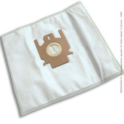 10X VACUUM CLEANER Bags Suitable as Replacement for Miostar