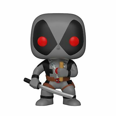 Funko Pop! Marvel: Deadpool with Chimichanga Collectible Figure, 7-Eleven Exclus