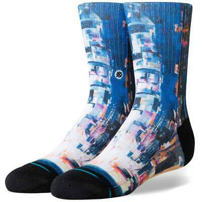 Stance Blasting Off Kids Socks Black |  Stance Kids Crew Length Socks