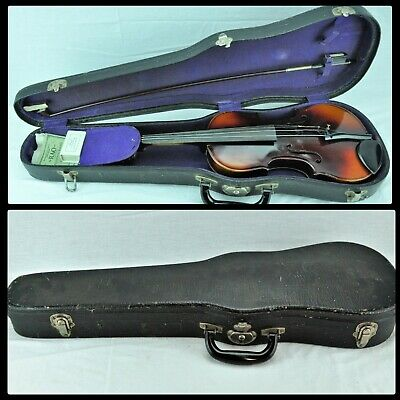 Antique Violin Antonius Stradivarius.  Original Case and Bow. Body(BI#MK/191217)