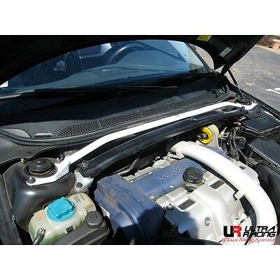 Ultra Racing Vehicle Safety Bar TW2-735 Front Strut Bar for BMW E38 740i//740iL//750iL 1994-2001