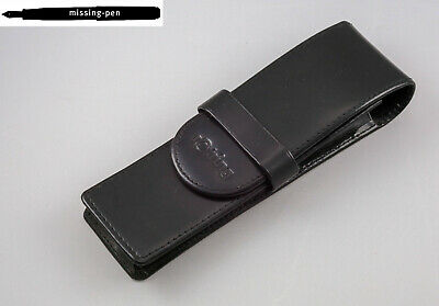 Rotring Leather Case / Etui / for 2 Pens in Black (1)
