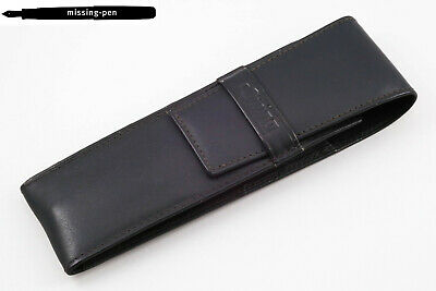Rotring Leather Case / Etui / for 2 Pens in Black (2)