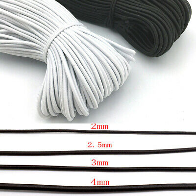 5 M Strong Elastic Rope Cord Stretch String DIY Jewelry Making Clothing Sewing