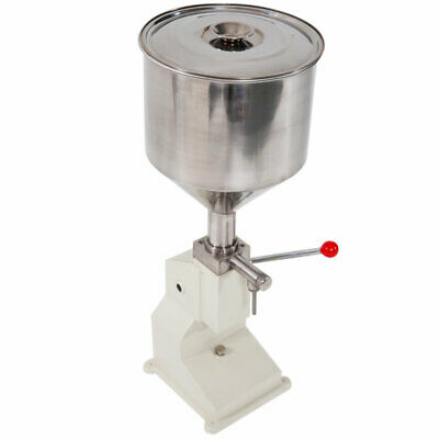 Fully Equipped Stainless Steel Manual Filling Machine For Fruit Juice Medicine