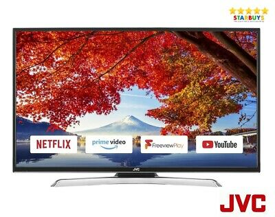 """JVC LT-39C790 39"""" SMART LED TV Built-in WiFi & Freeview Play HD  (Ref 32 40 42)"""