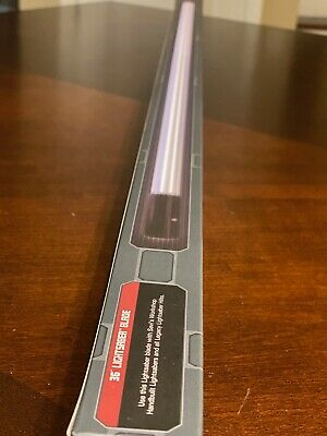 "36"" Lightsaber Blade Star Wars: Galaxy's Edge For Legacy Hilt Disney Official"