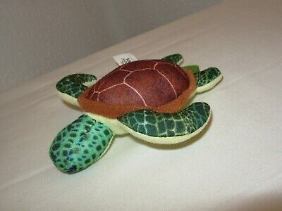 "Peluche ""Tortue marine"" National Geographic 12cm"