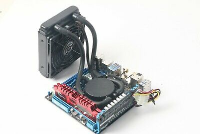 ASUS P8Z77-I LGA1155 Mini ITX Intel Motherboard Intel i7-3770K @3.50GHz 16GB PC3