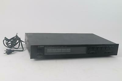 Yamaha T-500 Natural Sound AM / FM Stereo Tuner W/ Antenna