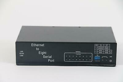 Rayon IPORT108P IP to Serial Port Converter