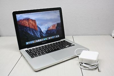 Apple MacBook Pro 13 2.3 Intel Core i5 160 SSD 16GB Office Logic X Final Cut