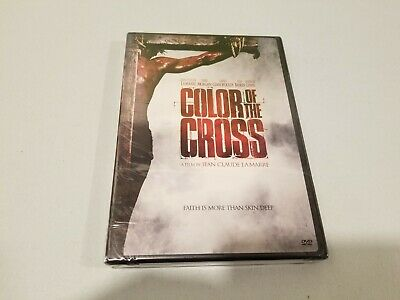 Color of The Cross (DVD, 2007) New