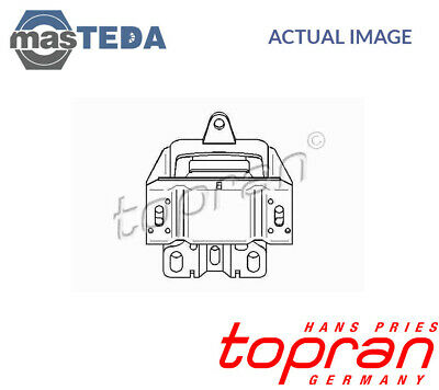 Topran Left Engine Mount Mounting 107 975 G New Oe Replacement