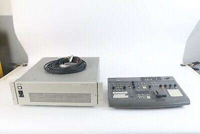 Sony DFS-300 DME Switcher / Mixer Controller