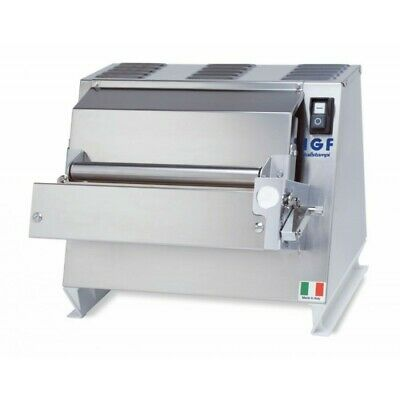 Dough Sheeter Length Tour with High Precision - Rollers Stainless 40 CM