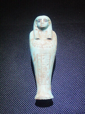 EGYPTIAN ANTIQUES ANTIQUITIES Ushabti Shawabti Shabti Shabty 1570-1100 BC