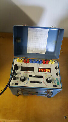 Dranetz Power System Poly Meter 325 For Parts