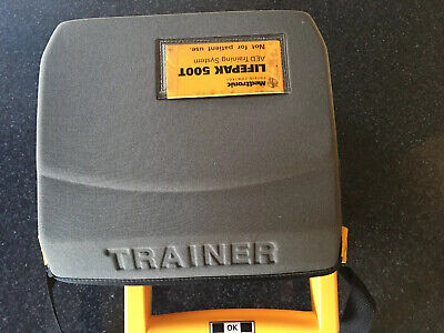 Medtronic Physio-Control Lifepak 500T Automated External Trainer No Accessories