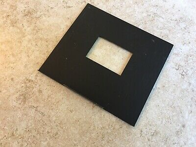 ILFORD Multigrade 500H 35mm Mixing Box Registration Mask Frame Plate Fits 35 Box