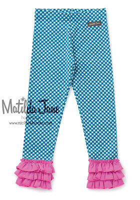 Matilda Jane Girls Strike A Pose Leggings Sz 4 New in Bag